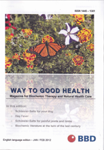 Way to Good Health Magazine